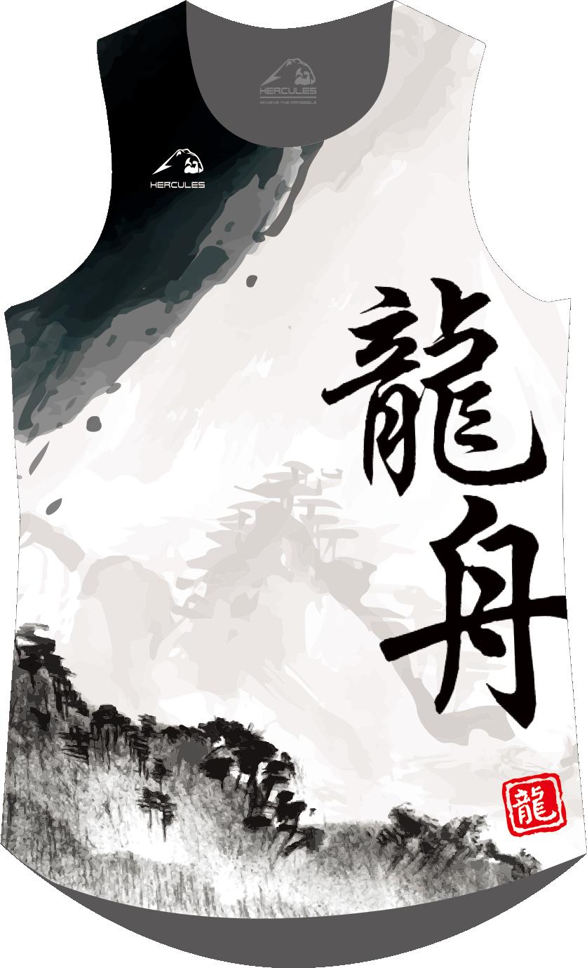 龍舟背心,02