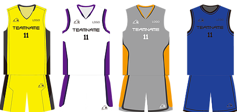 籃球衫,籃球衫套裝BSK5-8