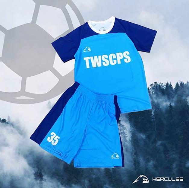 足球衫 football jerseys